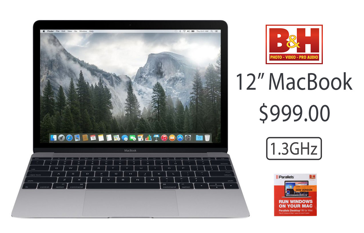 12 inch MacBook deal