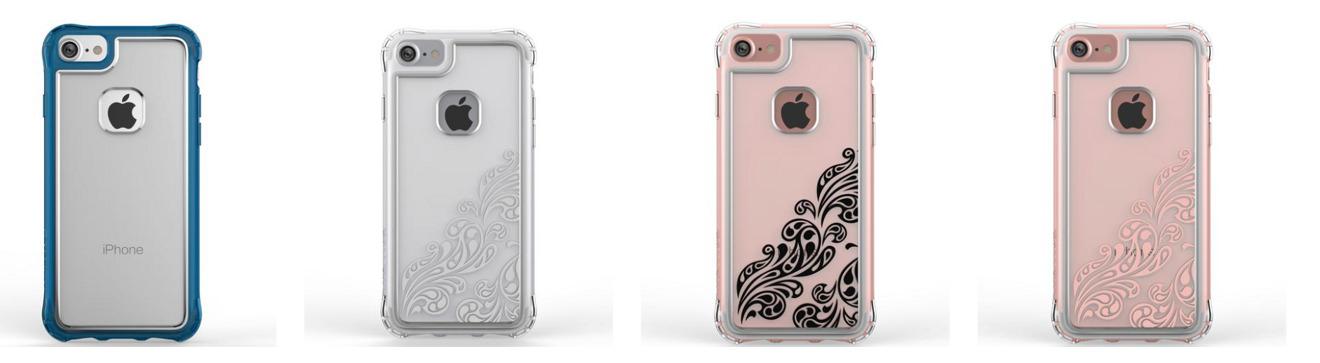 Ballistic Jewel iPhone 7 cases