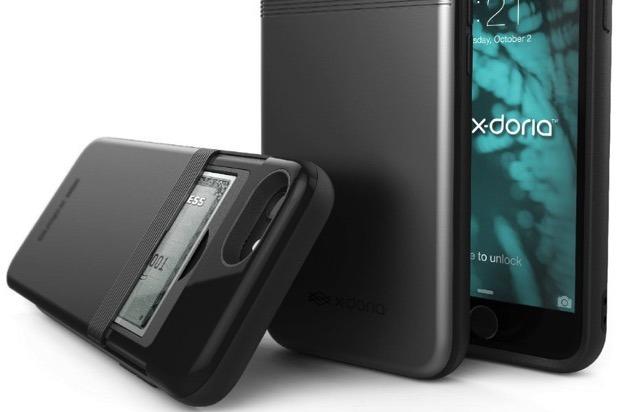 XDoria iPhone 7 Stash case