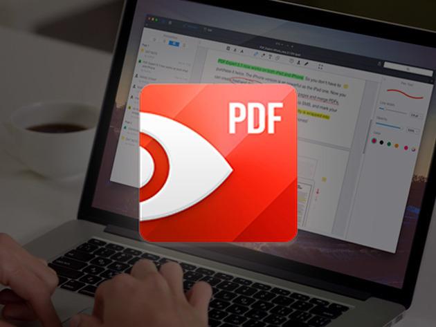 PDF Expert 2.0 discount