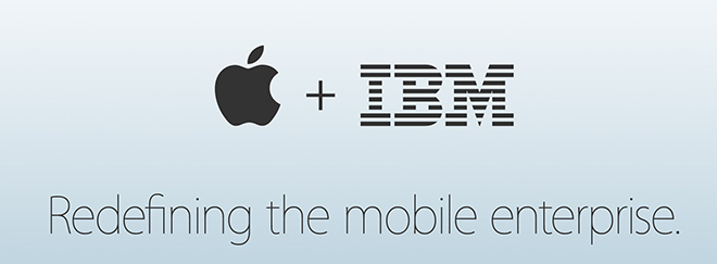 IBM iPad apps