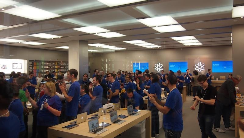 Hornsby Apple Store