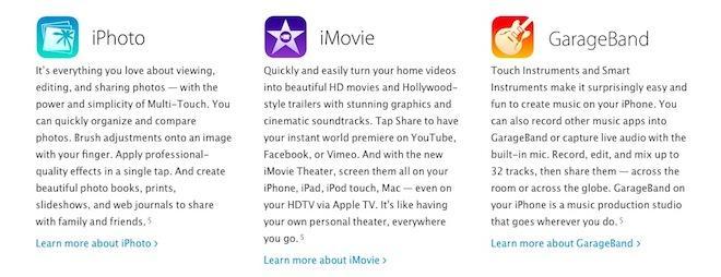 iLife iOS 7