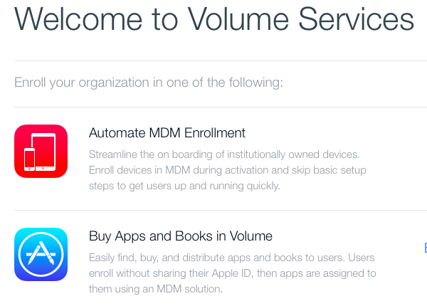 iOS 7 MDM