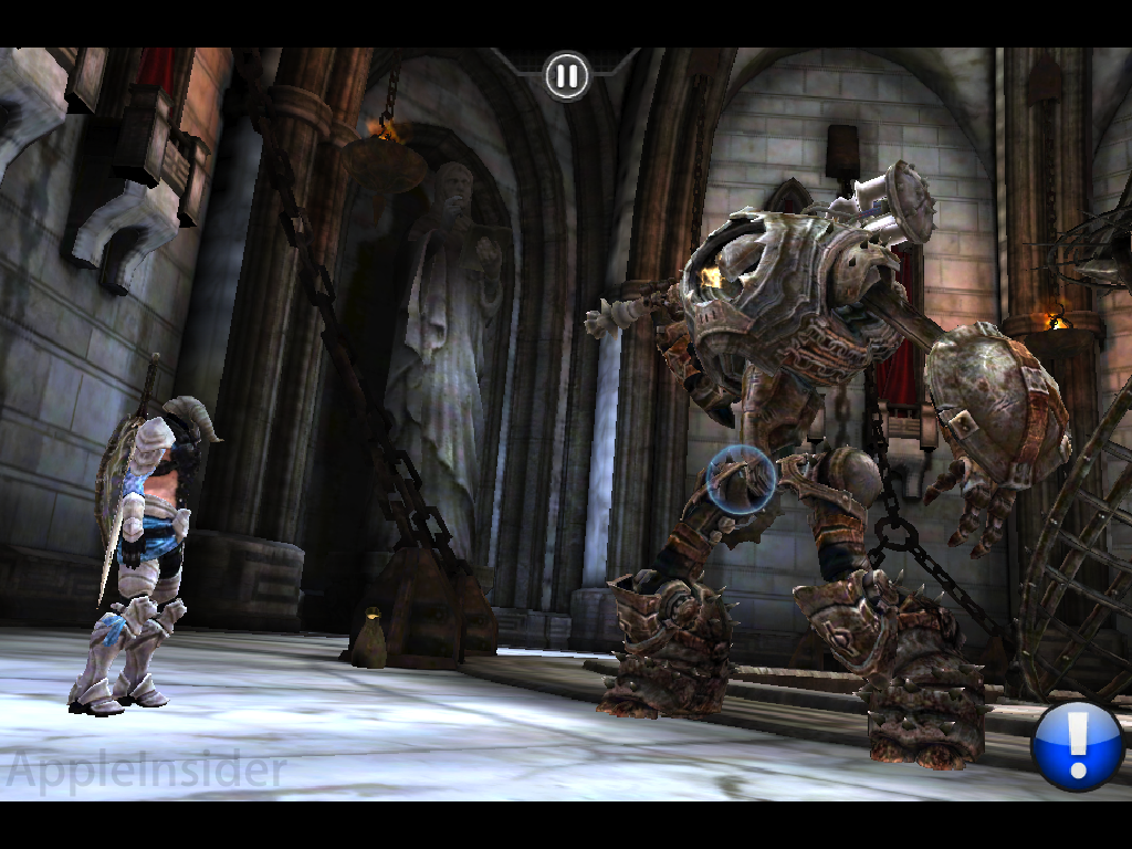 Epic Game Developer Calls Ipad 2 Graphics Leap Astonishing Doubts Android Can Compete Appleinsider