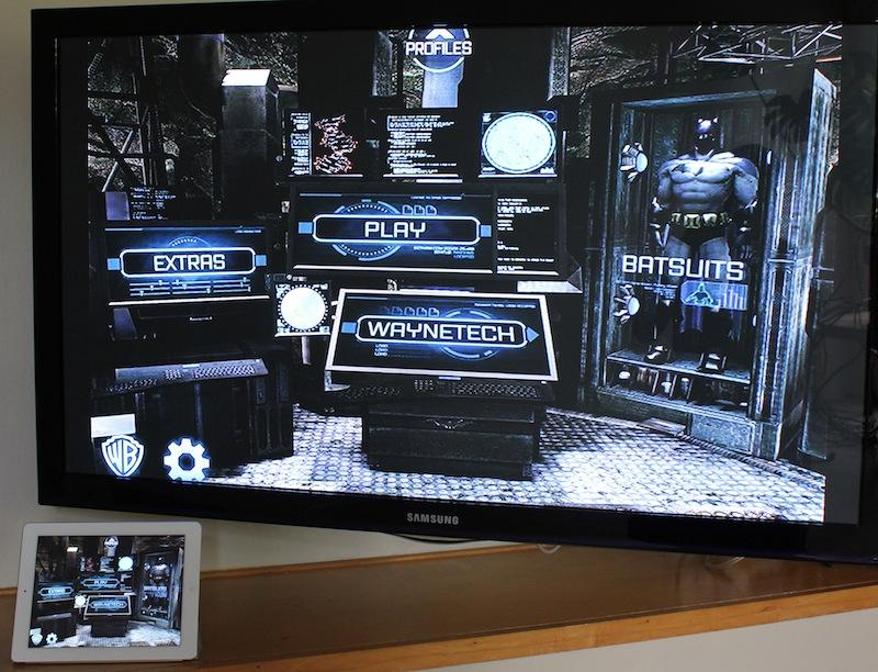 iPad game AirPlay Apple TV
