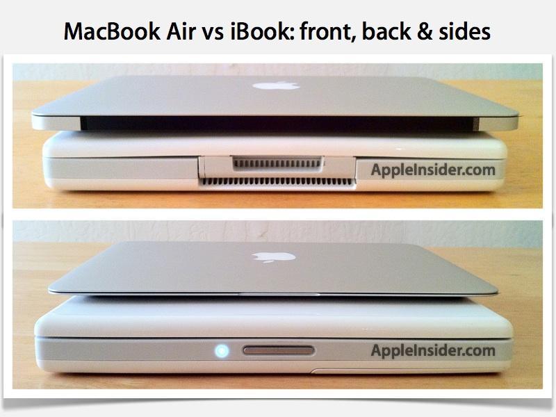 iBook MacBook Air