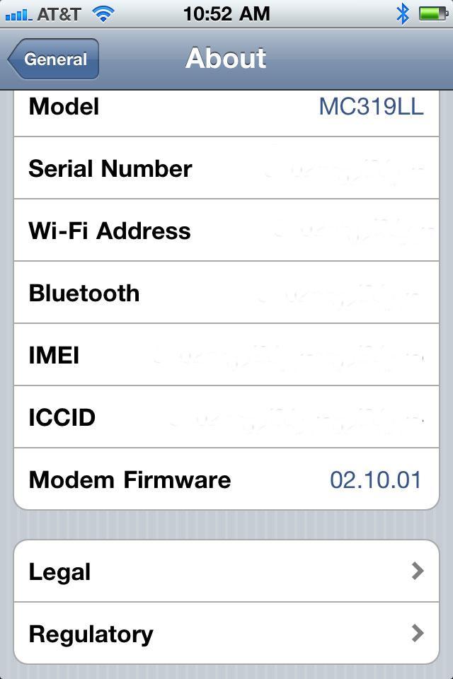iOS 4 10