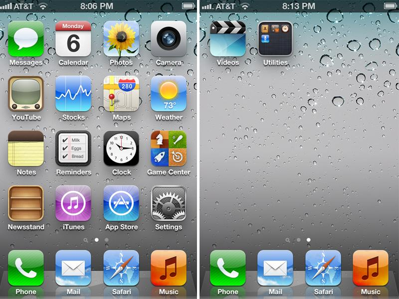 First look: iOS 5