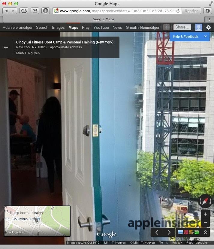 Google Open Door View