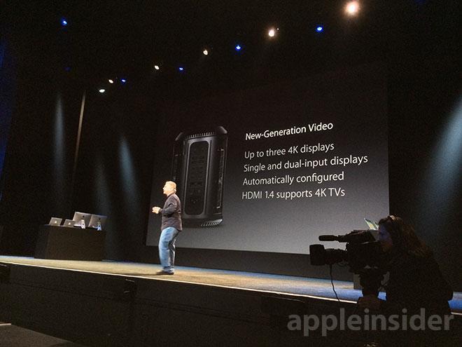 Apple's all-new Mac Pro