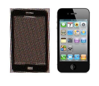 iPhone icon comparison