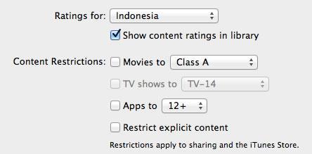 iTunes 10.6 parental controls suggest iTunes Store coming ...