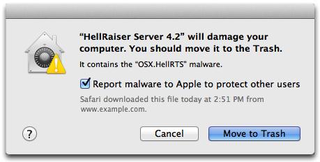 XProtect malware