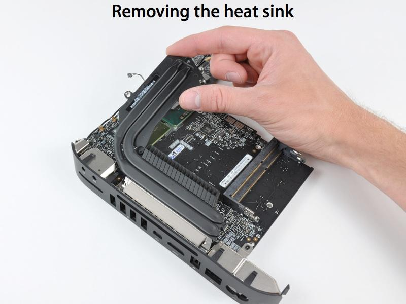 2010 Mac Mini teardown