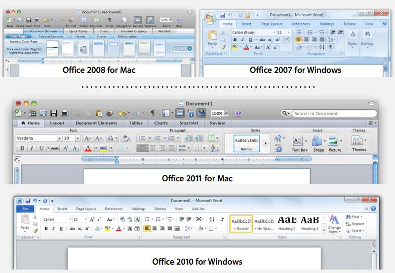 Microwoft Word For Mac