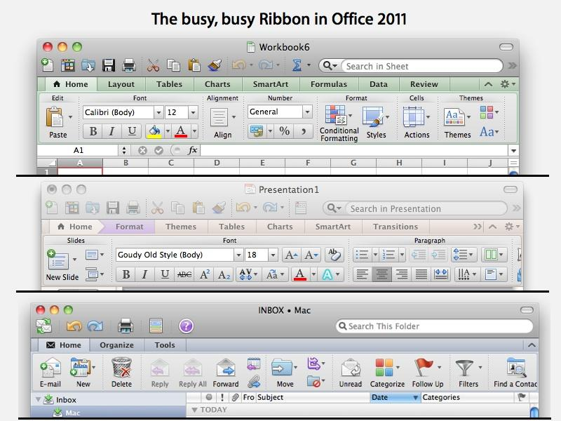 Office 2011 review
