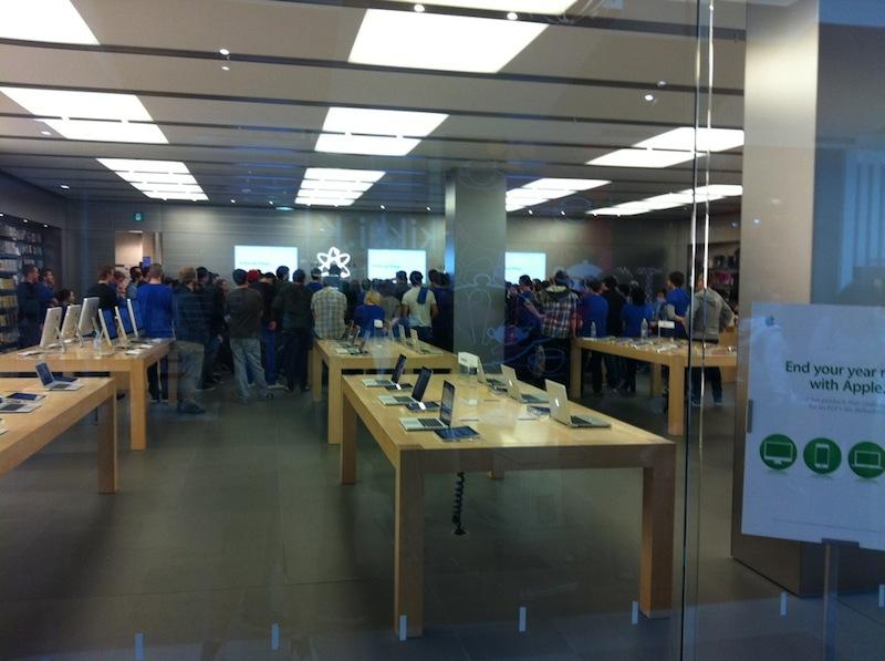 Apple Store 2.0 Brisbane