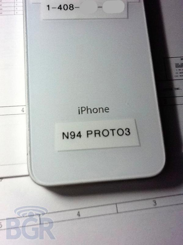 T-Mobile iPhone leaked photo