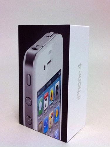 White iPhone 4 1