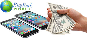 Trade in your iPhone 5s or iPhone 6 or iPhone 6 plus for cash at Buy Back World
