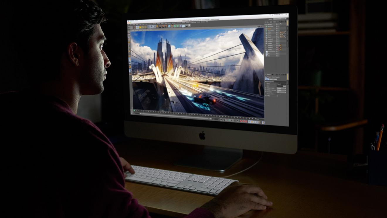 The pro iMac