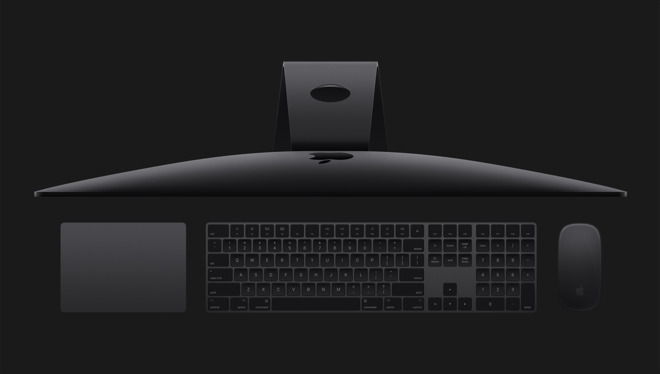 Space Gray on an Apple desktop signifies a pro model, for now