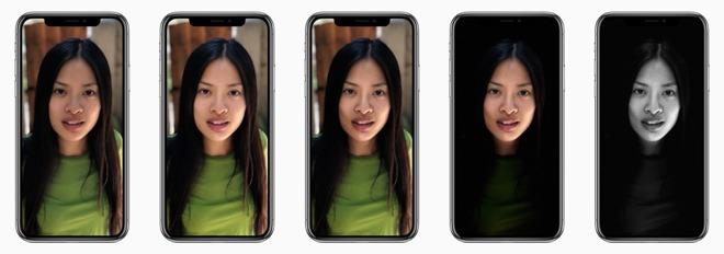 Portrait Lighting options for Portrait mode