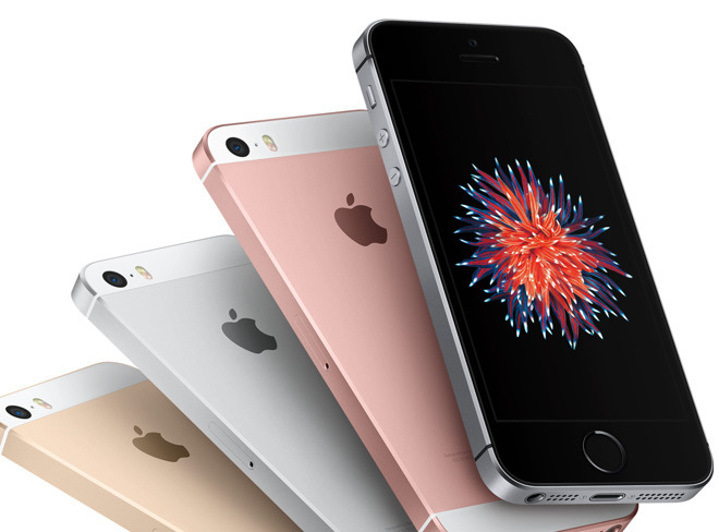 The iPhone SE was built to be a budget phone with an older design