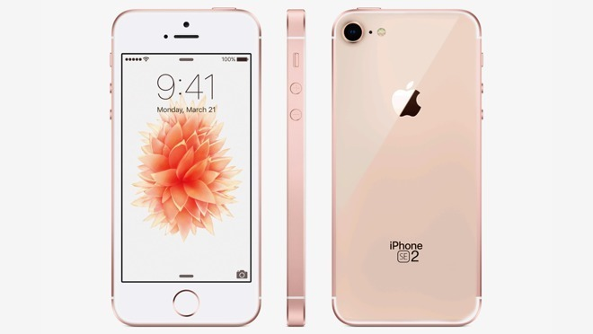 """It is unlikely the """"iPhone SE 2 will use the iPhone 5S chassis again"""