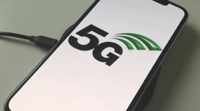 5G coming to iPhone