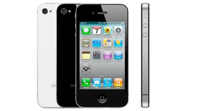 The iPhone 4