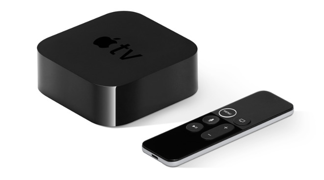 The Apple TV connects you to Apple's services