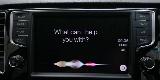 Siri on CarPlay lets you control your device while keeping your eyes on the road