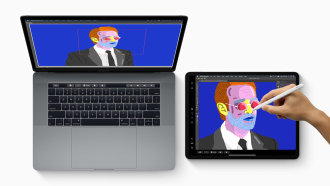 Sidecar can make your iPad and Mac work together