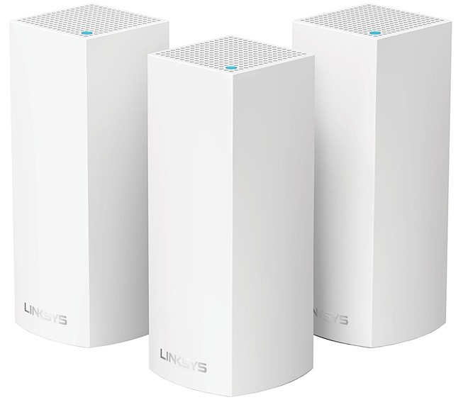 Linksys Routers.