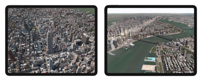 Flyover tours lets you experience a birds eye view of famous landmarks