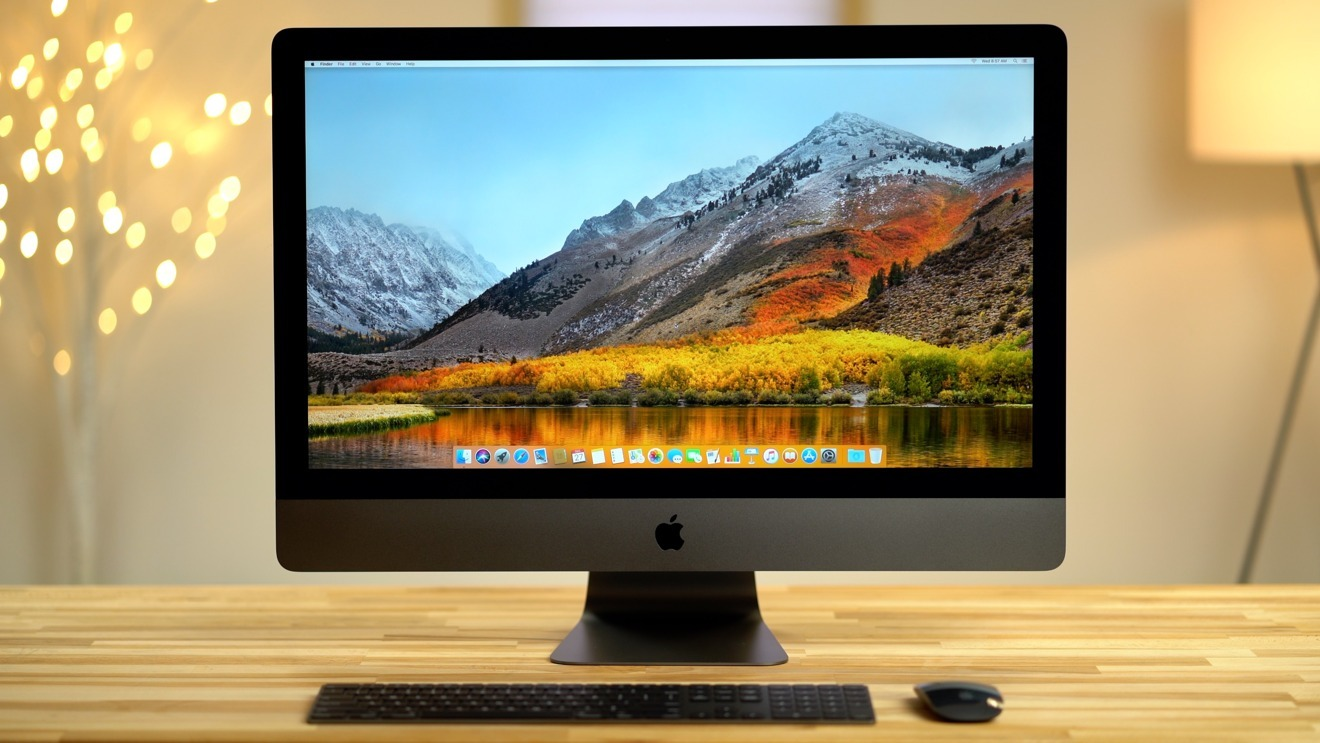 "Space gray has been used to designate Apple's ""pro"" desktops"