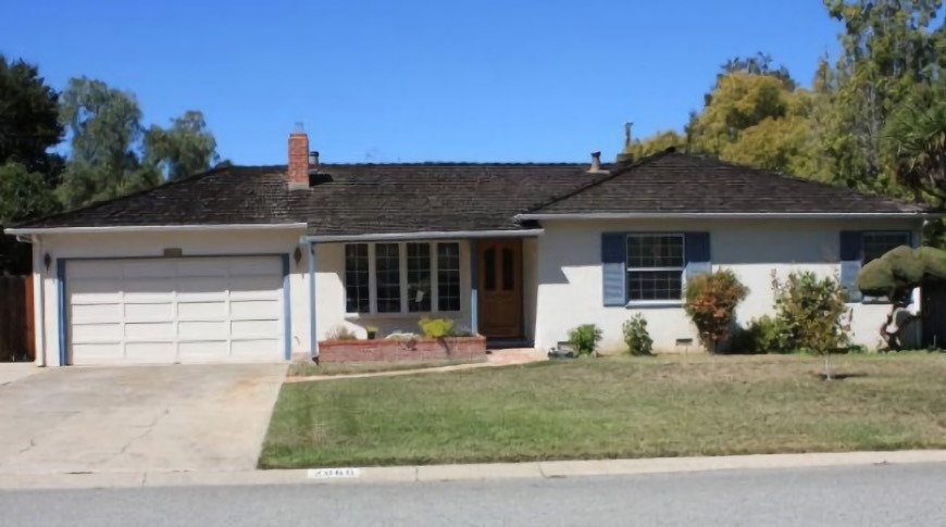 The Jobs' family home in Los Altos, California is now a historical site