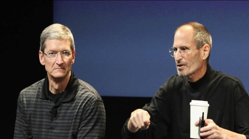 Tim Cook often took Jobs' responsibilities during his illness and ultimately succeeded him