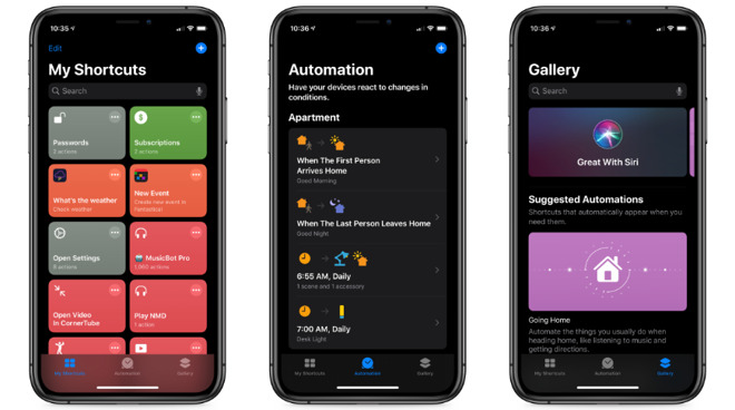 Will iOS 14 bring new features to Shortcuts?