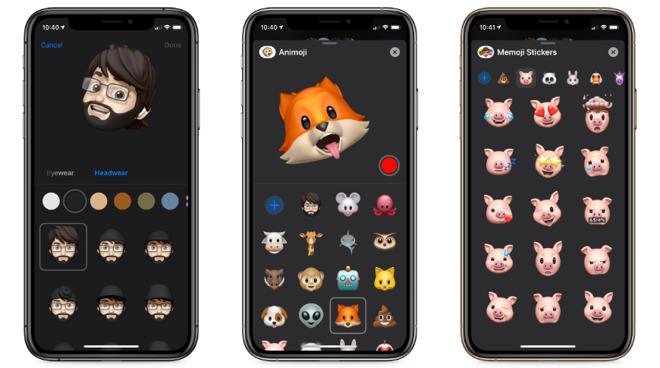 Expect more Memoji and Animoji options to come with iOS 14