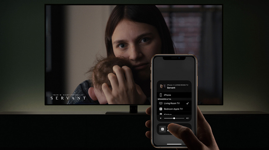There are many streaming apps on Apple TV