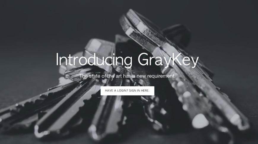GrayKey Kit