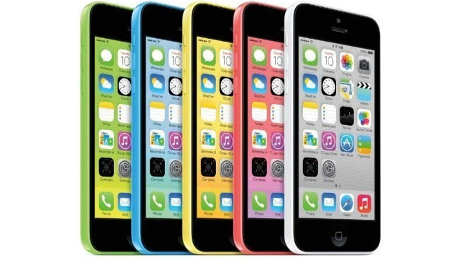 The DOJ says Apple's candy colored iPhone 5c could have been a tool for terrorism
