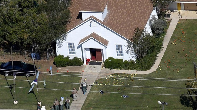 Sutherland Springs mourns loss after terrible shooting