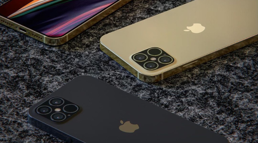 Render of upcoming iPhone