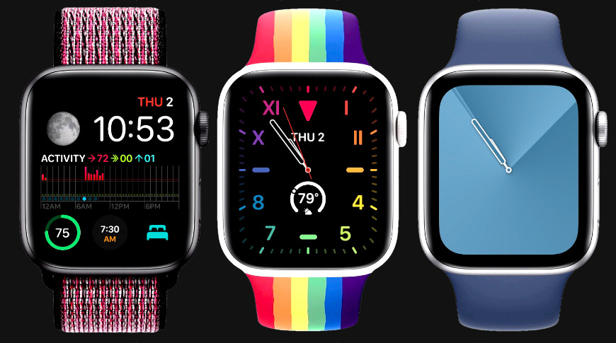 Customize your Apple Watch face