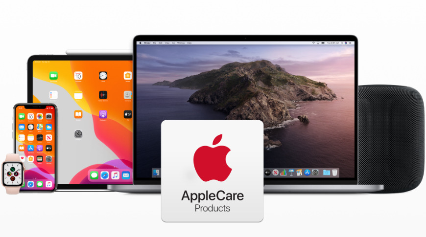 AppleCare+ is available across all Apple devices