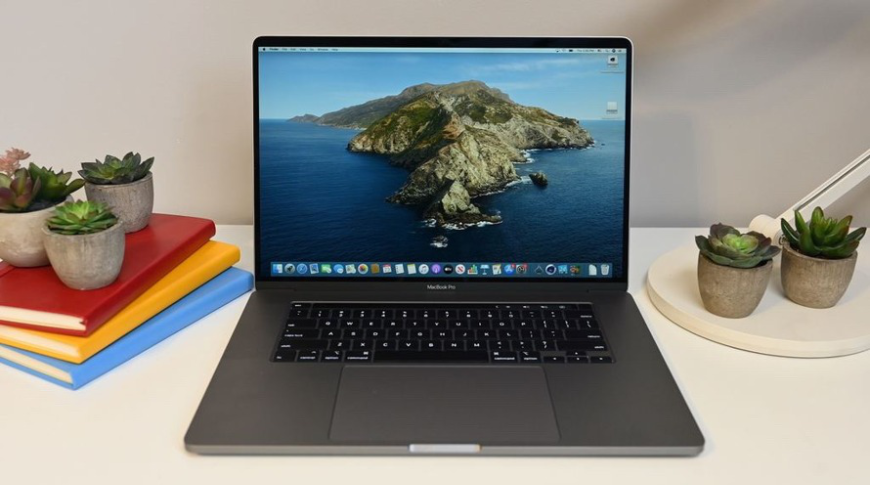 The 16-inch MacBook Pro has the largest Retina Display in an Apple portable computer
